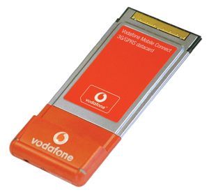 Vodafone Mobile Connect 3G/GPRS datacard
